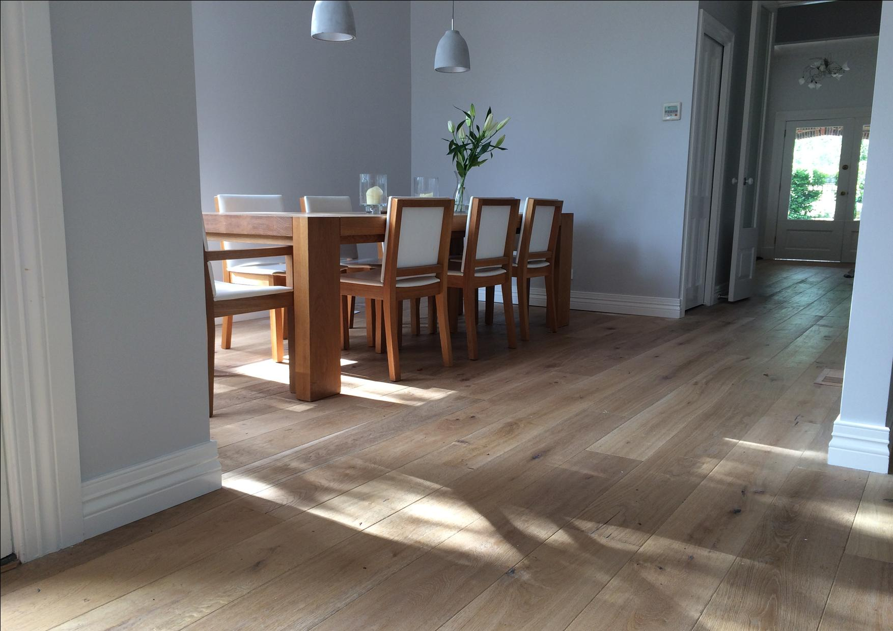 Aged Coastal Smart Oak Flooring Available In Melbourne Vic