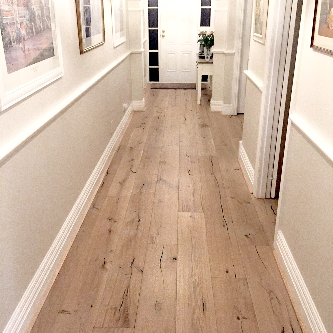 Coastal Vienna Smart Oak Flooring In Melbourne, VIC