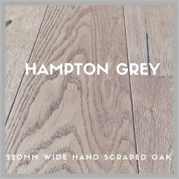 HAMTON GREY OAK FLOORBOARDS logo