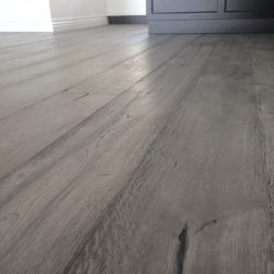Polished Oak Flooring