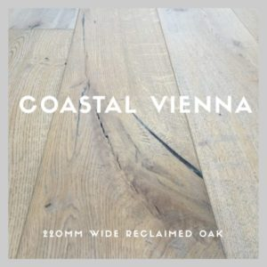 COASTAL VIENNA RECLAIMED TIMBER FLOORING