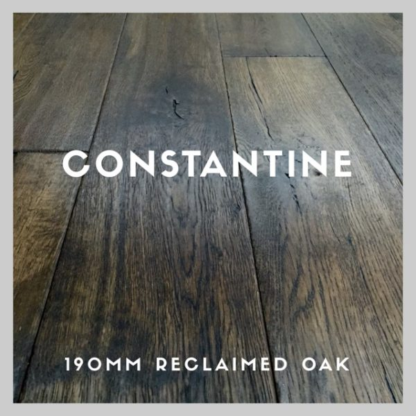 CONSTANTINE RECYCLED TIMBER FLOORING