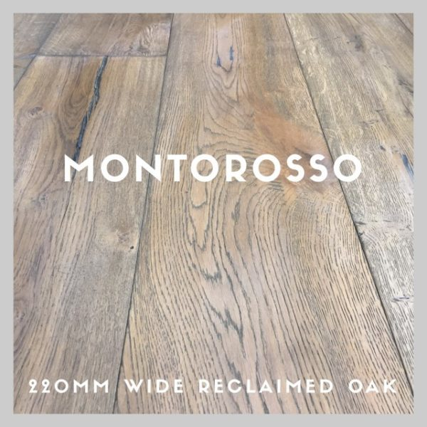MONTOROSSO RECLAIMED TIMBER FLOORING