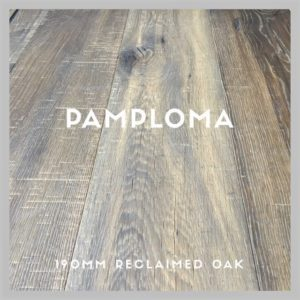PAMPLONA RECYCLED TIMBER FLOORING