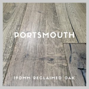 PORTSMOUTH RECLAIMED TIMBER FLOORING