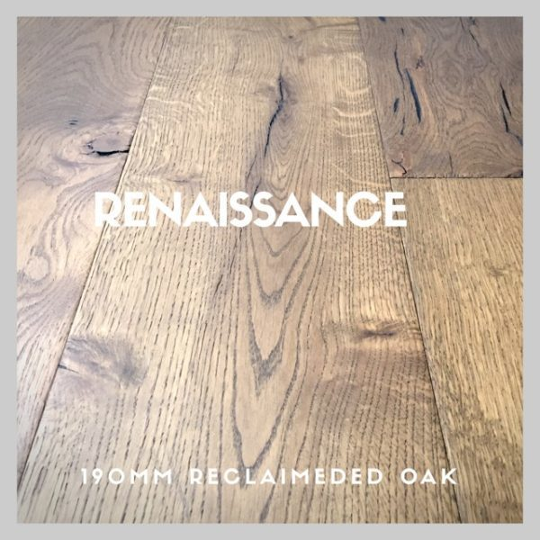 RENAISSANCE RECYCLED TIMBER FLOORING
