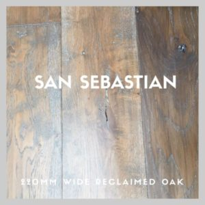 SAN SEBASTIAN RECYCLED TIMBER FLOORING