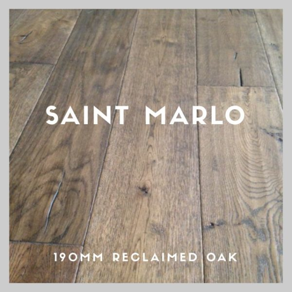 SAINT MARLO RECLAIMED TIMBER FLOORING