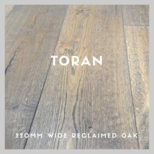 TORAN RECLAIMED TIMBER FLOORING
