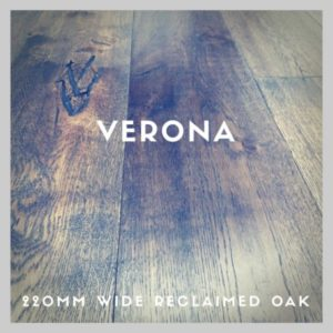 VERONA RECYCLED TIMBER FLOORING