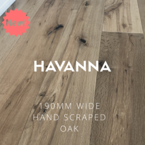 HAVANNA OAK FLOORBOARDS