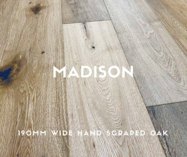 MADISON OAK FLOORBOARDS