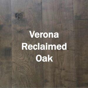Verona Reclaimed Oak Floorboards